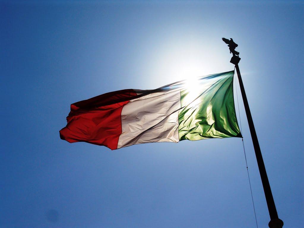 bandiera italiana - photo #36